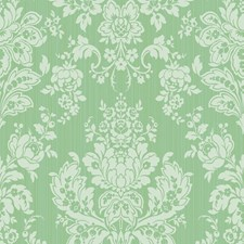 Leaf Green Print Wallcovering by Cole & Son